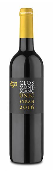 VIN ÚNIC SYRAH - Clos Montblanc