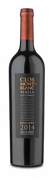 Masia Les Comes wine