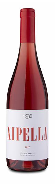 Vin Xipella rosé - Clos Montblanc
