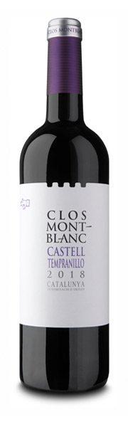 Vi CASTELL TEMPRANILLO - Clos Montblanc