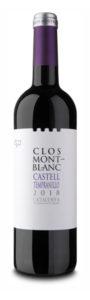Vino CASTELL TEMPRANILLO - Clos Montblanc